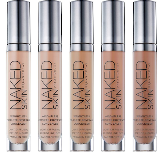 Urban Decay Naked Skin Weightless Complete Coverage Concealer (Select Color) 5 ml/.16 oz Full Size