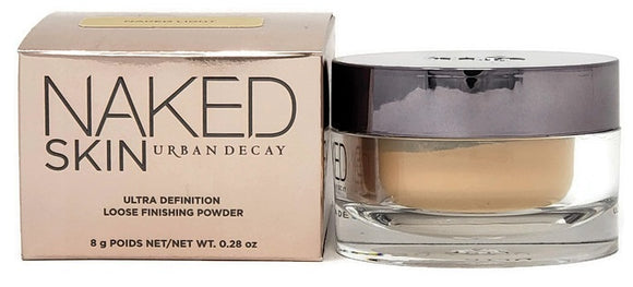 Urban Decay Naked Skin Ultra Definition Loose Finishing Powder (Select Color) 8 g/.28 oz Full-Size - FragranceAndBeauty.com