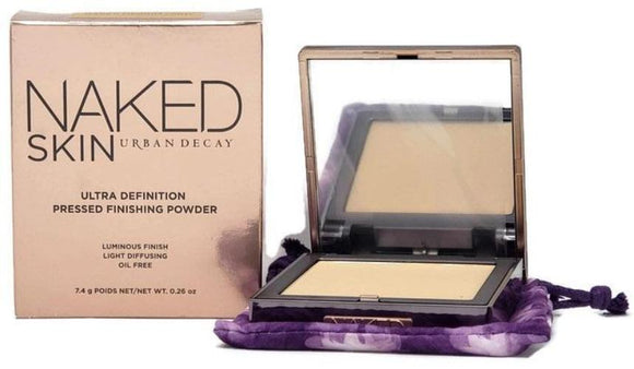 Urban Decay Naked Skin Ultra Definition Pressed Finishing Powder (Select Color) 7.4 g/.26 oz Full-Size - FragranceAndBeauty.com