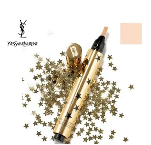 YSL Touche Eclat 25th Anniversary Star Edition Radiant Touch Concealer (Select Color) Full Size