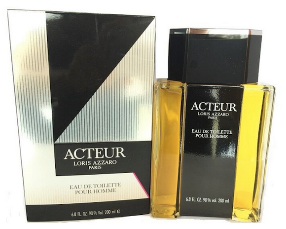 Acteur by Loris Azzaro for Men 200 ml/6.8 oz Eau de Toilette Splash - FragranceAndBeauty.com