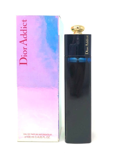 Dior Addict (Vintage) by Christian Dior for Women 3.4 oz Eau de Parfum Spray (Iridescent Tall Box) - FragranceAndBeauty.com