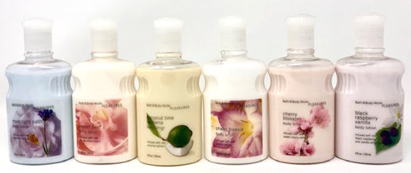 Bath & Body Works Pleasures 236 mL/8 oz Body Lotion (Select Scent) New - FragranceAndBeauty.com