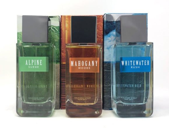 Bath & Body Works for Men (Select Fragrance) 3.4 oz Cologne Spray - FragranceAndBeauty.com