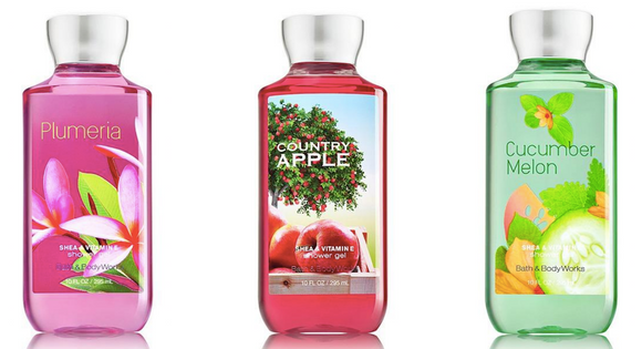 Bath & Body Works Flashbacks (Select Fragrance) 10 oz Shower Gel Shea & Vitamin E - FragranceAndBeauty.com