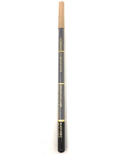 L'Oreal Le Grand Kohl Perfectly Soft Eyeliner Pencil (Select Color) Full Size Discontinued - FragranceAndBeauty.com