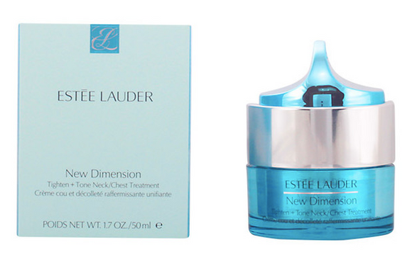 Estee Lauder New Dimension Tighten + Tone Neck/Chest Treatment 50 ml/1.7 oz - FragranceAndBeauty.com