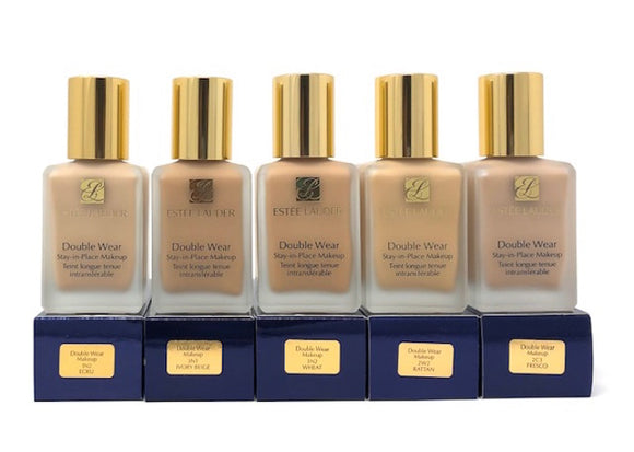 Estee Lauder Double Wear Stay-in-Place Makeup (Select Color) 1 oz Full Size - FragranceAndBeauty.com