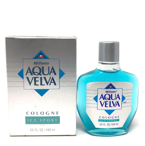 Aqua Velva (Vintage) Ice Sport by J.B. Williams for Men 3.5 oz Cologne Splash - FragranceAndBeauty.com