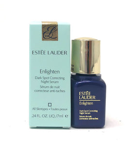 Estee Lauder Enlighten Dark Spot Correcting Night Serum (Select Lot) 7 ml/.24 oz Sample - FragranceAndBeauty.com