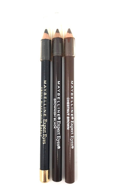 Maybelline Expert Eyes Eyeliner Pencil (Select Color) New Full Size (Lot of 2) - FragranceAndBeauty.com