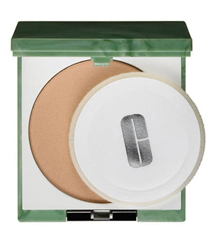 Clinique Gentle Light Pressed Powder (05 Gentle Glow 5) Full Size Discontinued - FragranceAndBeauty.com