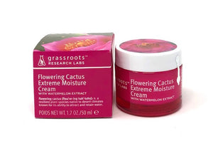 Grassroots Flowering Cactus Extreme Moisture w/ Watermelon Extract 1.7 oz Full Size - FragranceAndBeauty.com