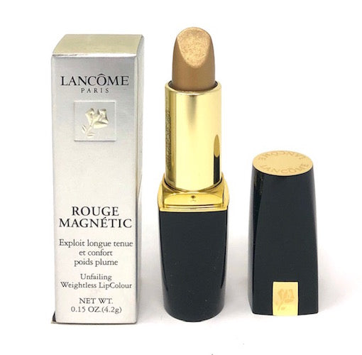Lancome Rouge Magnetic Unfailing Weightless Lipcolour Lipstick (Select Color) Discontinued - FragranceAndBeauty.com