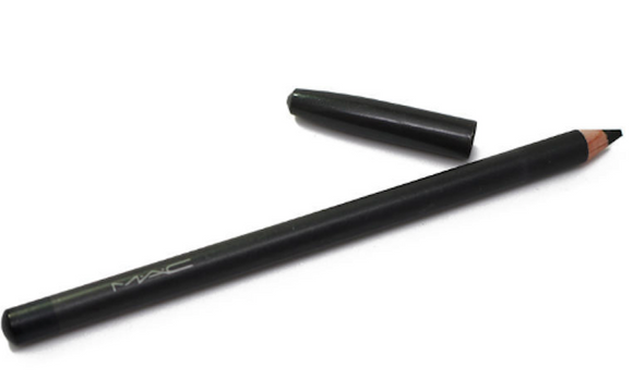 MAC Eye Liner/ Eyeliner Pencil (Ebony/Black) New Full Size Discontinued - FragranceAndBeauty.com
