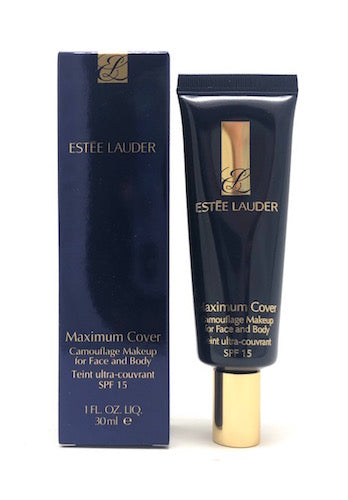 Estee Lauder Maximum Cover Camouflage Makeup for Face and Body SPF 15 (Select Color) Full Size - FragranceAndBeauty.com