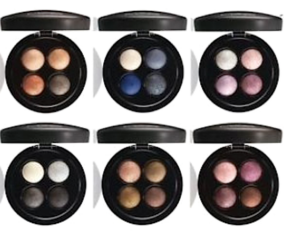 MAC Mineralize Eye Shadow X 4 Quad (Select Color) Full Size Discontinued - FragranceAndBeauty.com