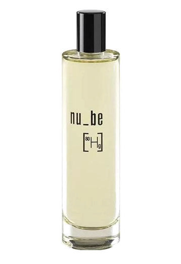 Mercury [80Hg] by Nu_Be Unisex 3.3 oz Eau de Parfum Spray Unboxed - FragranceAndBeauty.com