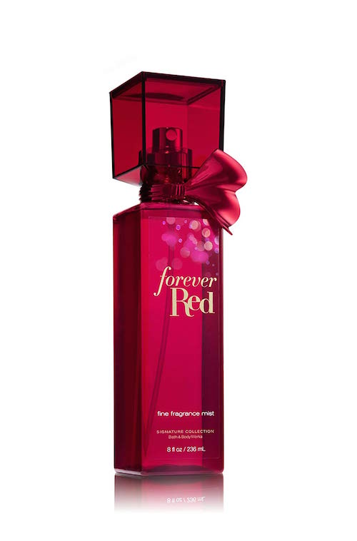 Forever Red by Bath & Body Works for Women (Select Lot) 8 oz Fine Fragrance Mist - FragranceAndBeauty.com