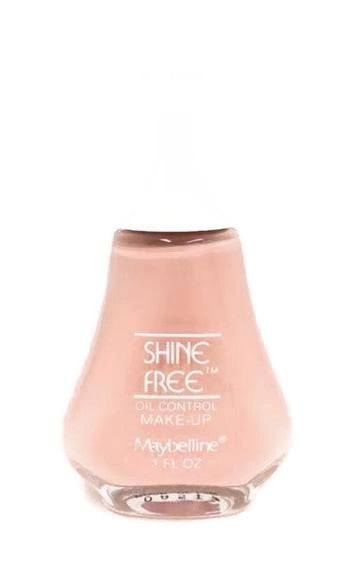 Maybelline Shine-Free Oil Control Make-Up (Select Color) 1 oz Full Size Unboxed Hard to Find - FragranceAndBeauty.com