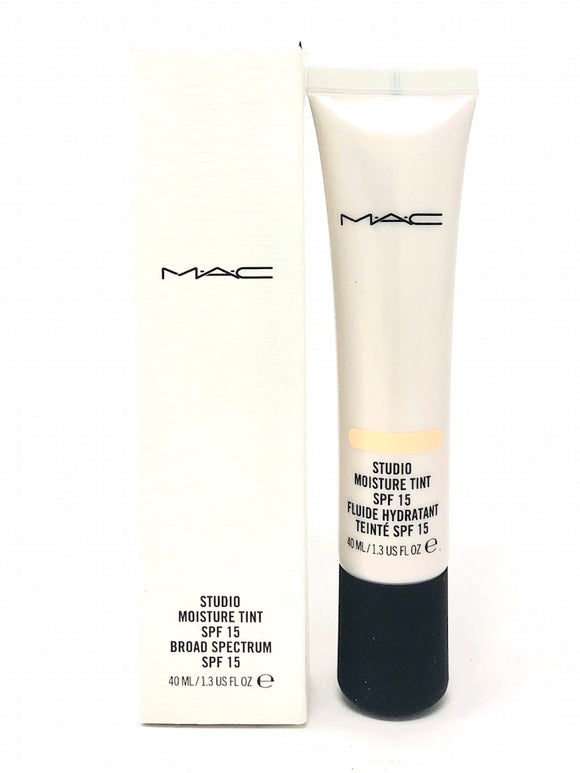 MAC Studio Moisture Tint SPF 15 (Select Color) 40 ml/1.3 oz Full Size - FragranceAndBeauty.com