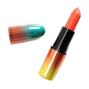 MAC Wash and Dry Collection Amplified Creme Lipstick (Morange) 3 g/.1 oz Full Size - FragranceAndBeauty.com