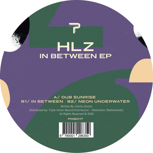 HLZ - In Between EP