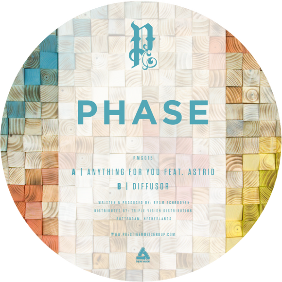 Phase - Anything For You Feat. Astrid / Diffusor