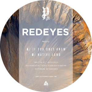 Redeyes - If You Only Knew / Native Land