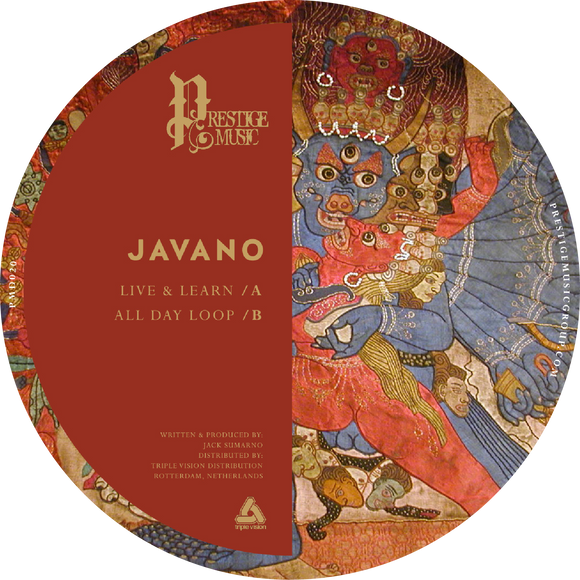 Javano - Live & Learn / All Day Loop