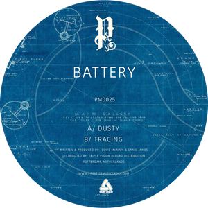 Battery - Dusty / Tracing