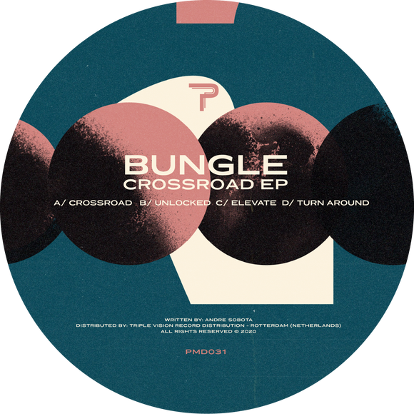 Bungle - Crossroad EP