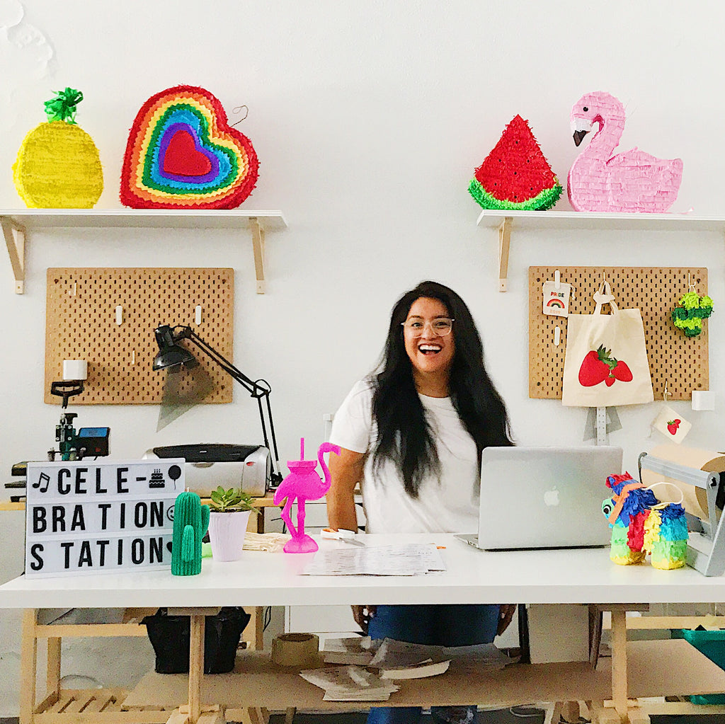 From My Bedroom (How I grew my Etsy business into a Physical Storefront)
