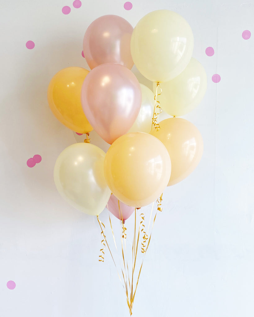 Nude Beauty Balloon Bouquet