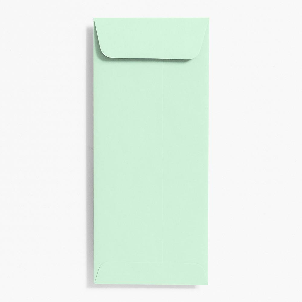 Open End Mint Envelopes