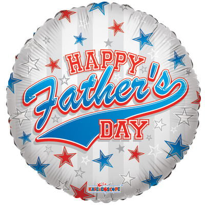 "18"" Father's Day Sports Foil Balloon"