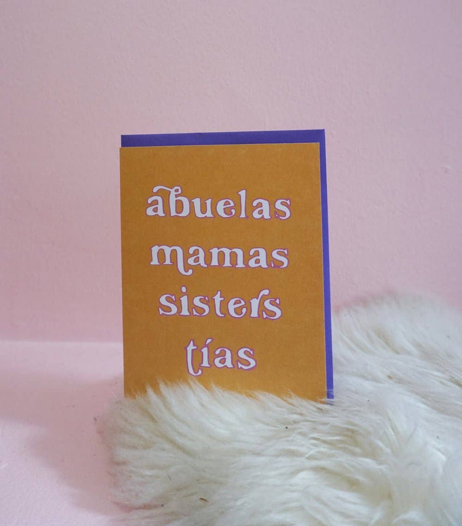 Abuelas Card