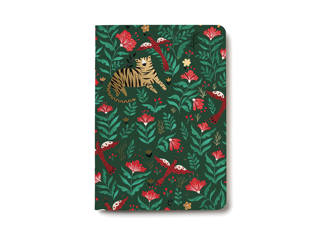 Tiger Notebook