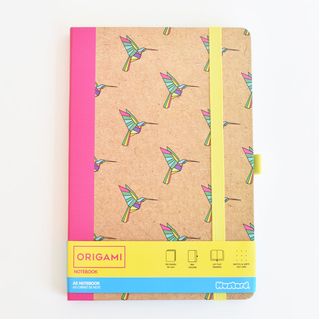 Origami Notebook