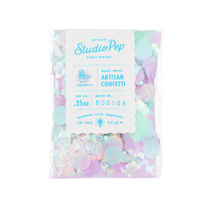 Studio Pep Mermaid Confetti