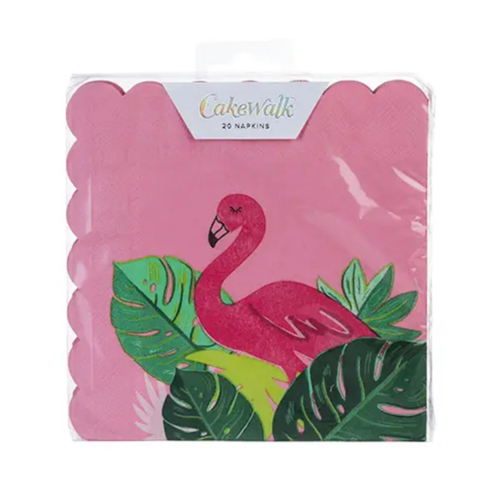 Flamingle Dinner Napkin