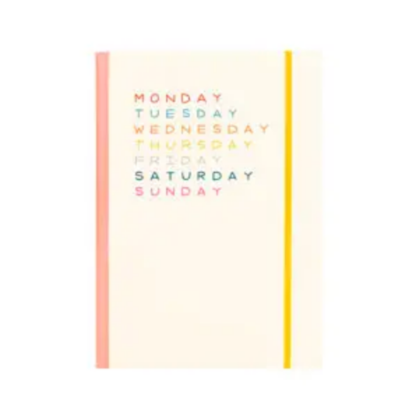 Weekdays Planner