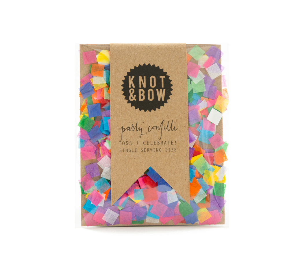 Tiny Rainbow Single Serving Size™ Confetti
