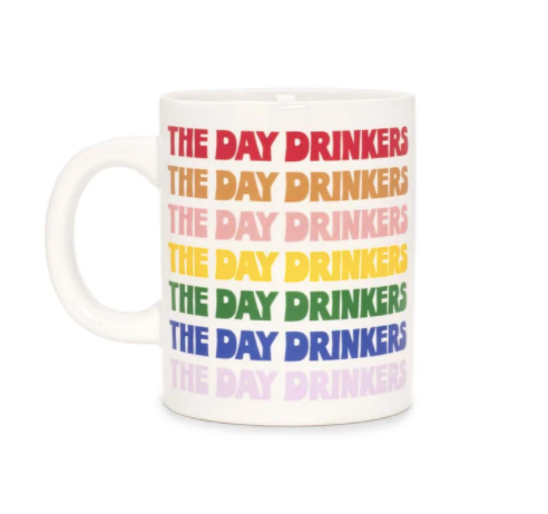 Day Drinkers Ceramic Mug