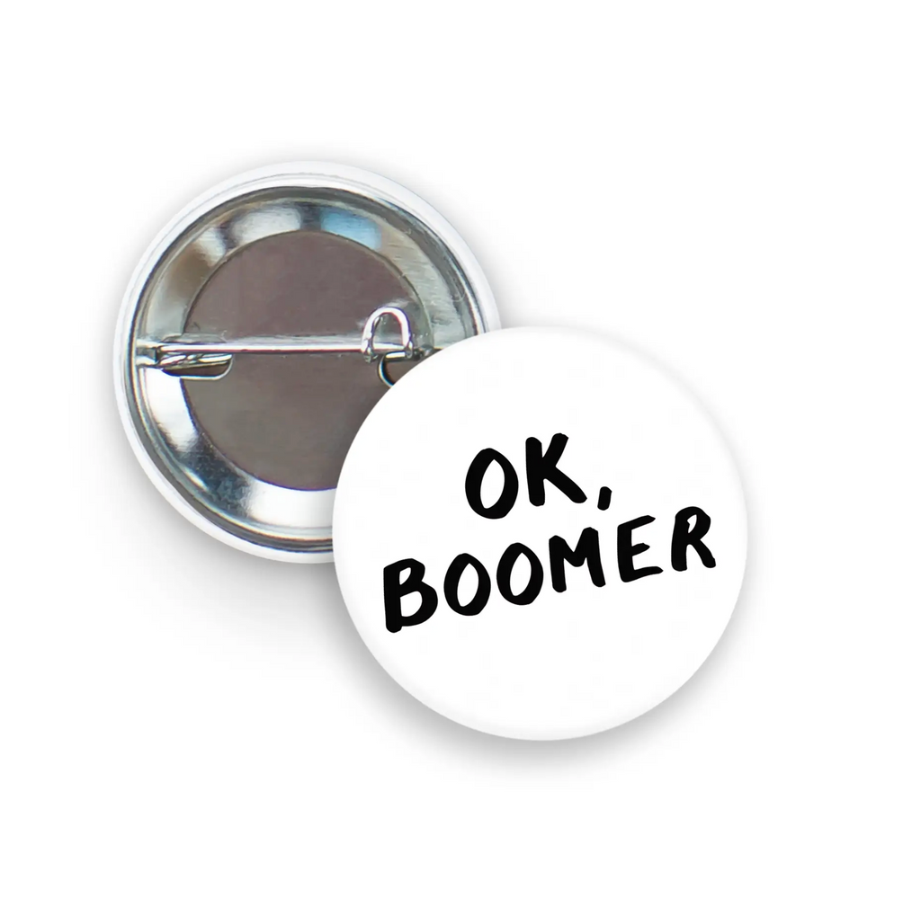 OK, Boomer - Button