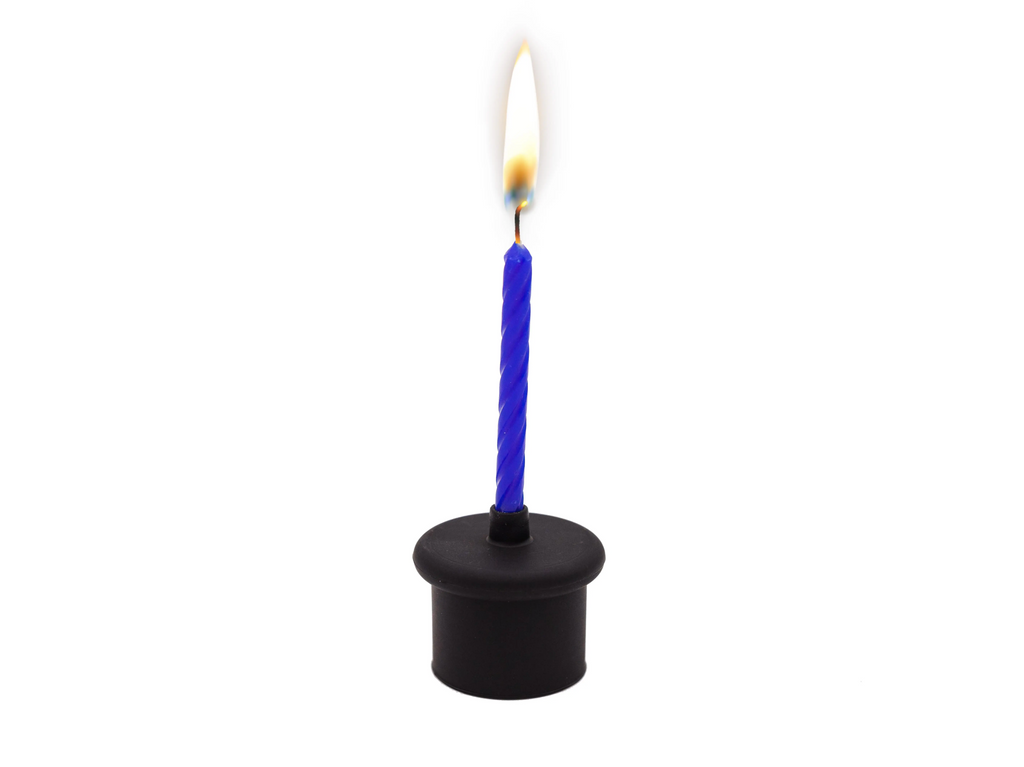 Bottle Top Candle