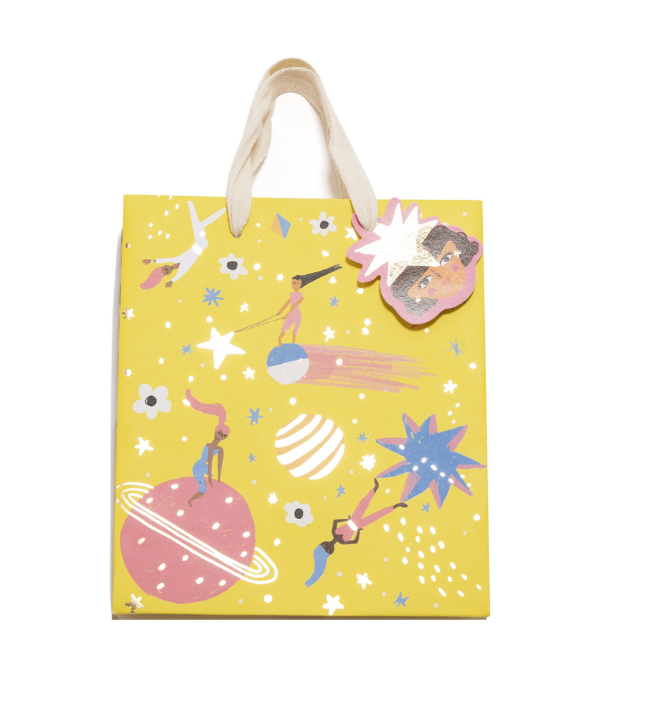 Planet Fun - Medium Gift Bag