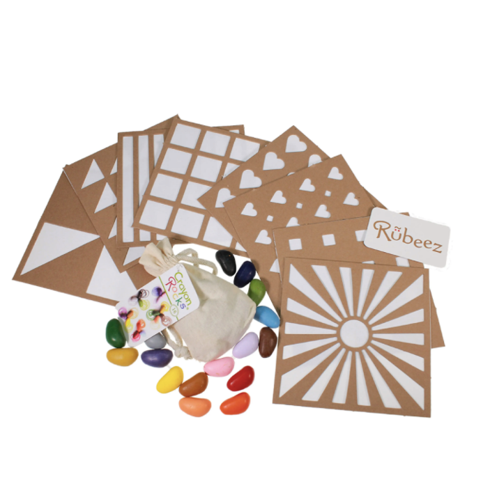 Rubeez Art Box + 16 Colors