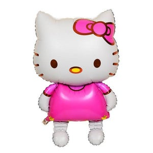 "43"" Hello Kitty Mylar Balloon"