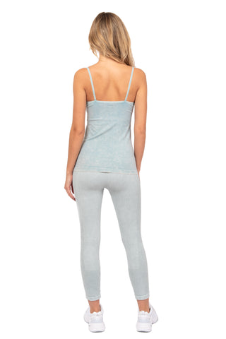 Dusty Denim Tank Top